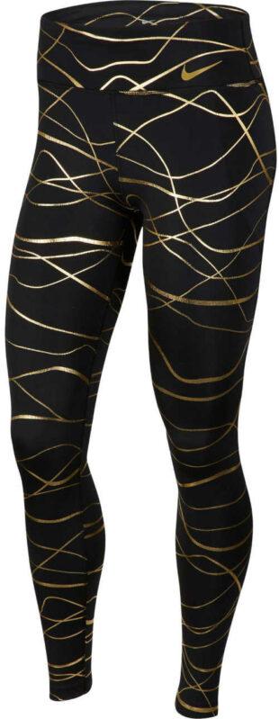 Sportos hosszú nadrág, magasabb derékkal és érdekes nyomtatással