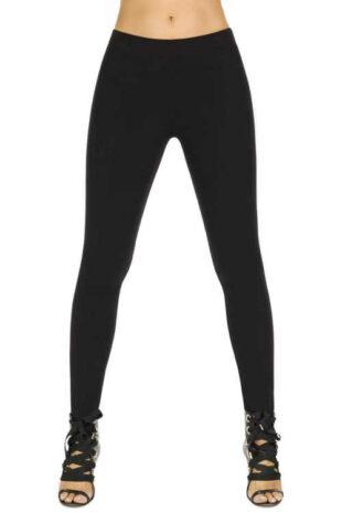 Karcsúsító trendi hosszú leggings push-up hatással