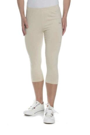 Női kényelmes 3/4-es leggings különböző színválasztékban